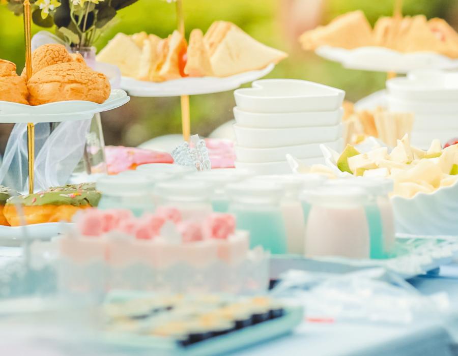 Buffet Di Dolci Per Bambini : Buffet per bambini consigli e idee per le feste