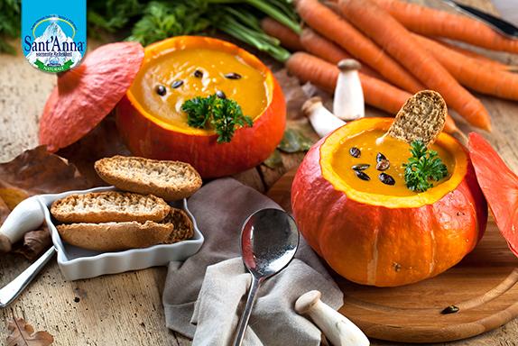 Autunno, prodotti di stagione e bisogni dell'organismo