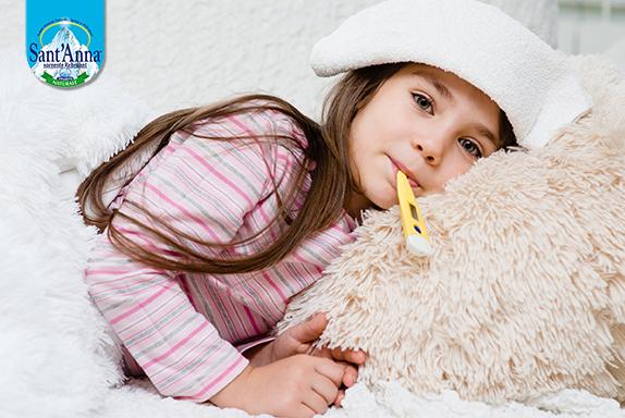 Come distrarre i bambini malati