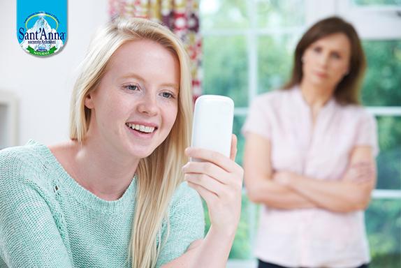 Adolescenti in casa