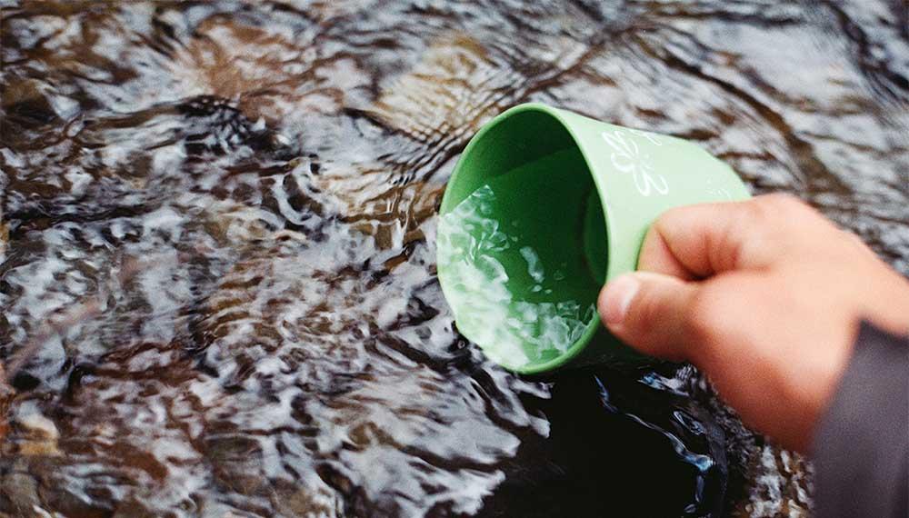 acqua della sorgente